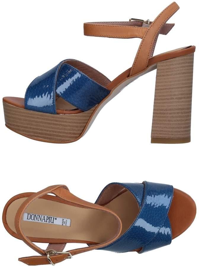Donna Più Sandals - Item 11331605MS