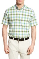 Cutter & Buck Men's Big & Tall Whitemarsh Check Sport Shirt