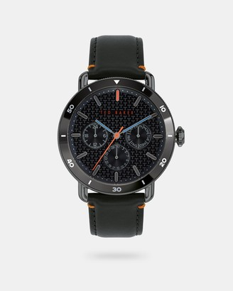 Ted Baker MARGABB Leather strap watch