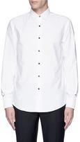 Tuxedo shirt studs shopstyle uk for Tuxedo shirt without studs