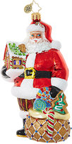 Christopher Radko Gingerbread Jubilee Ornament