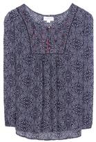Velvet Keegan Printed Blouse