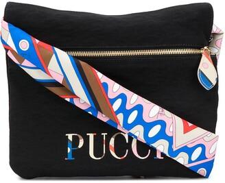 Emilio Pucci Vivara panel belt bag