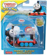 Fisher-Price Thomas & Friends Take-n-Play Thomas Engine & DVD