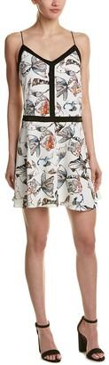 Cooper & Ella Women's Natalya Koi Print Dress Medium