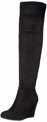 Chinese Laundry Women's Unforgettable Over The Knee Boot
