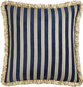 Horchow Austin Horn Classics Reversible European Sham with Ruched Welt