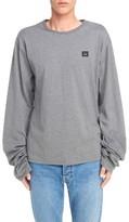Acne Studios Men's Fello Oversize T-Shirt