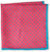 Imperial Star Silk Dot Pocket Square