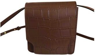 Marge Sherwood Brown Leather Handbags