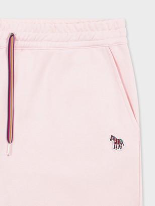 Paul Smith Organic Zebra Sweatpants - Pink