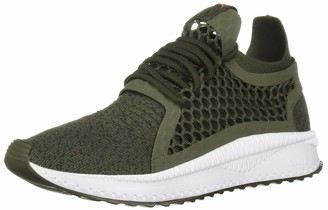 Puma Men's Tsugi Netfit 2 Evoknit Sneaker Whisper White White White 11.5 M US