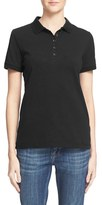 Burberry Women's Short Sleeve Polo