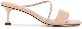 Mara & Mine Bunny open-toe sandals
