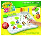 Crayola Color Wonder Mess Free Stamping Desk