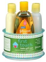 Johnson & Johnson Johnson's First Touch Gift Set