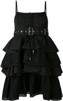 Diesel Black Gold Domek dress - women - Cotton/Polyester - 40