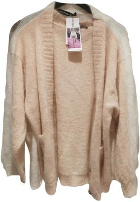 Y/Project Pink Wool Knitwear