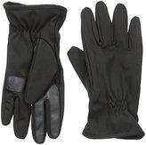 Isotoner Men's Smartouch Ultradry Stretch Fleece Gloves