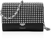 Michael Kors Small Yasmeen Studded Clutch