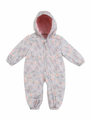 Name It Baby Girls' Nbfmatilda Suit Snowsuit