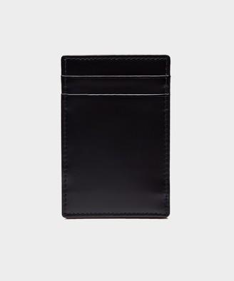 Ettinger UK Bridle Hide Magic Card Wallet In Black