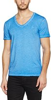 Otto Kern Men's V-Neck, Gewaschen, Uni, Regular Fit, 35310 / 43324 T-Shirt,S