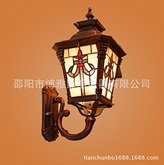 FUMIMID European-Eastern Mediterranean Wall lamp American rural outdoor lights garden lights corridor terrace Villa lights
