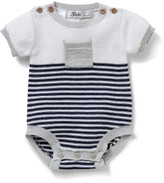 Bebe by Minihaha Boys Carter Knitted Bodysuit