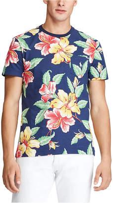 Polo Ralph Lauren Men Classic Fit Floral T-Shirt