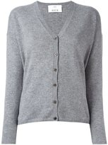 Allude buttoned cardigan