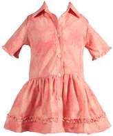 Adooka Organics Pink Shirt Dress