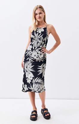 Bardot Halter Dress