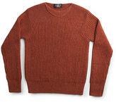 Ralph Lauren RRL Ribbed Wool Crewneck Pullover
