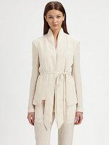 Kimberly Ovitz Batek Cotton Twill Jacket