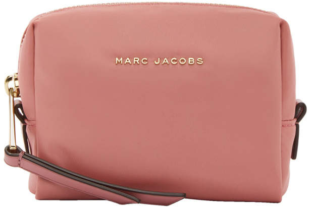 Marc Jacobs Pink Small Cosmetic Case