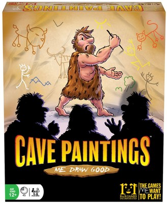 R&R Games Cave Paintings