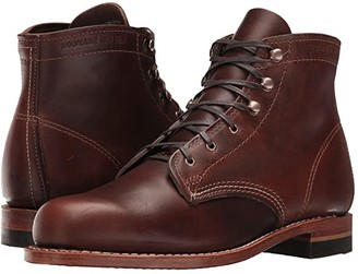 Wolverine Heritage Original 1000 Mile Boot (Brown) Women's Work Boots