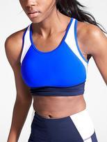 Athleta Colorblocked Movement Bralette