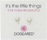 Dogeared Little Things Palm Tree Stud Earrings Earring