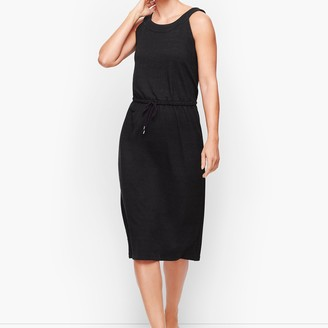 Talbots Sleeveless Midi Dress
