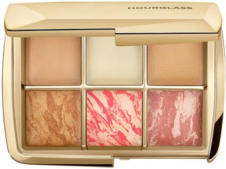 Hourglass Ambient Lighting Face Palette Sculpture