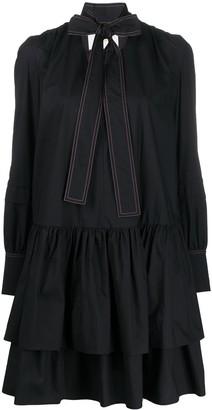 La DoubleJ Good Witch mini dress
