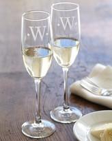 Williams-Sonoma Connoisseur Champagne Flutes, Set of 2