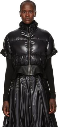 MONCLER GENIUS 6 Moncler Noir Kei Ninomiya Black Down Onyx Jacket