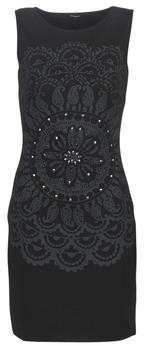 Desigual IGRITTE women's Dress in Black
