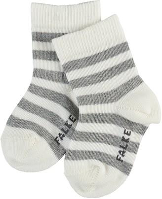 Falke Baby Spark Stripe Socks - Cotton Blend