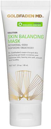 Goldfaden Skin Balancing Mask Botanical-Rich Refining Treatment