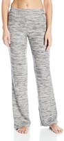 Splendid Women's Brushed Triblend Straight Leg Lounge Pants