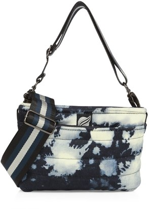 Think Royln Tie-Dye Denim Belt Bag